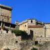 Castle of Monterrei, in Monterrei, Galicia