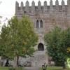 Castle of Santo Estêvão, in Santo Estêvão, Chaves