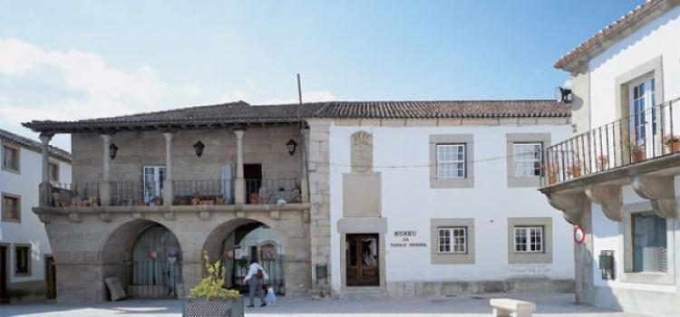 Museu da Terra de Miranda, The Land of Miranda Museum in Miranda do Douro
