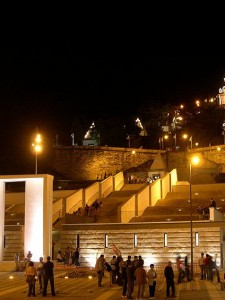 Santuário de N.Sra. da Assunção, em Vilas Boas – Santuary de Our Lady of Assunção, Viewpoint in Vilas Boas